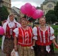 Ružová sponzora Syrárne Bel Slovensko nikdy nechýba